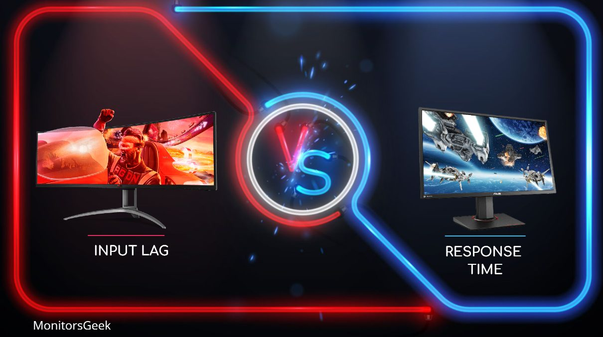 Input lag vs Response Time - Which Holds More Value For Gaming?