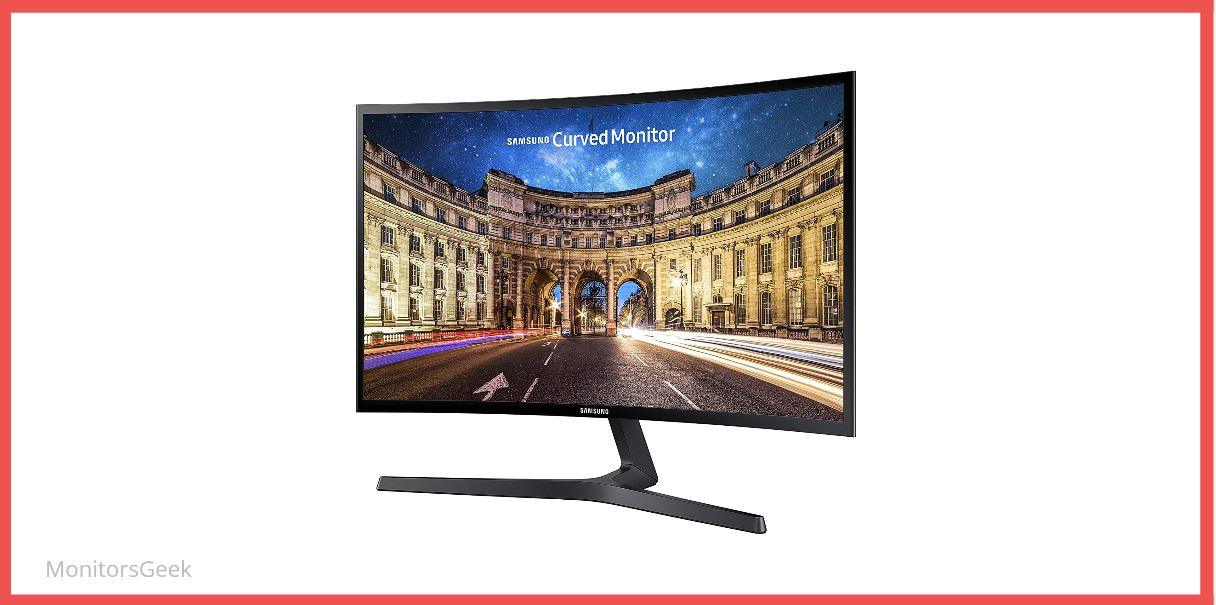 Samsung C24F396 CF396 Review