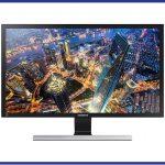 Samsung U28E590D Review - 4k UHD FreeSync Monitor