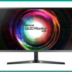 Samsung U28H750/UH750 Review: 4K TN QLED FreeSync Gaming Monitor