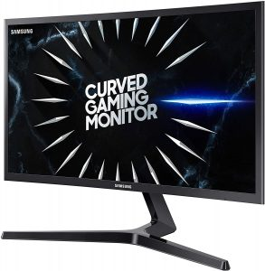 SAMSUNG 24-Inch CRG5 144Hz Curved Gaming Monitor
