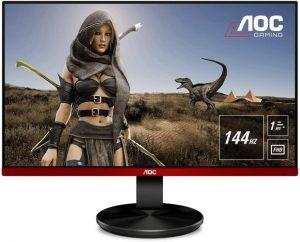"""AOC G2590FX 25"""" Frameless Gaming Monitor"""