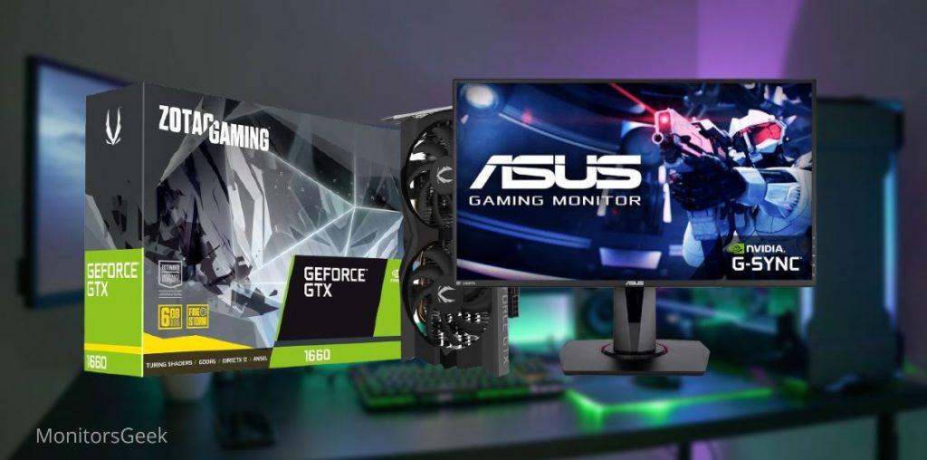 Best Monitor For GTX 1660, GTX 1660 Super & GTX 1660 Ti