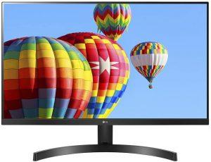 LG 27MK600M-B Full HD IPS Monitor