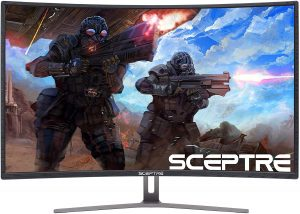 SCEPTRE C248B-144R Curved Gaming Monitor