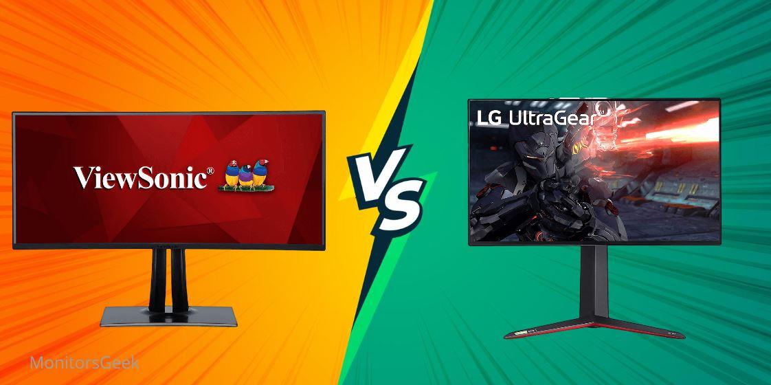 UltraWide vs 4K Monitor – Which Should I Choose?