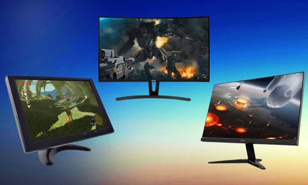Best Monitor for Nintendo Switch In 2021- In-depth Reviews