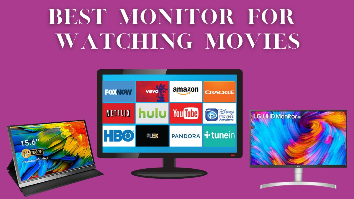 best monitor for movies