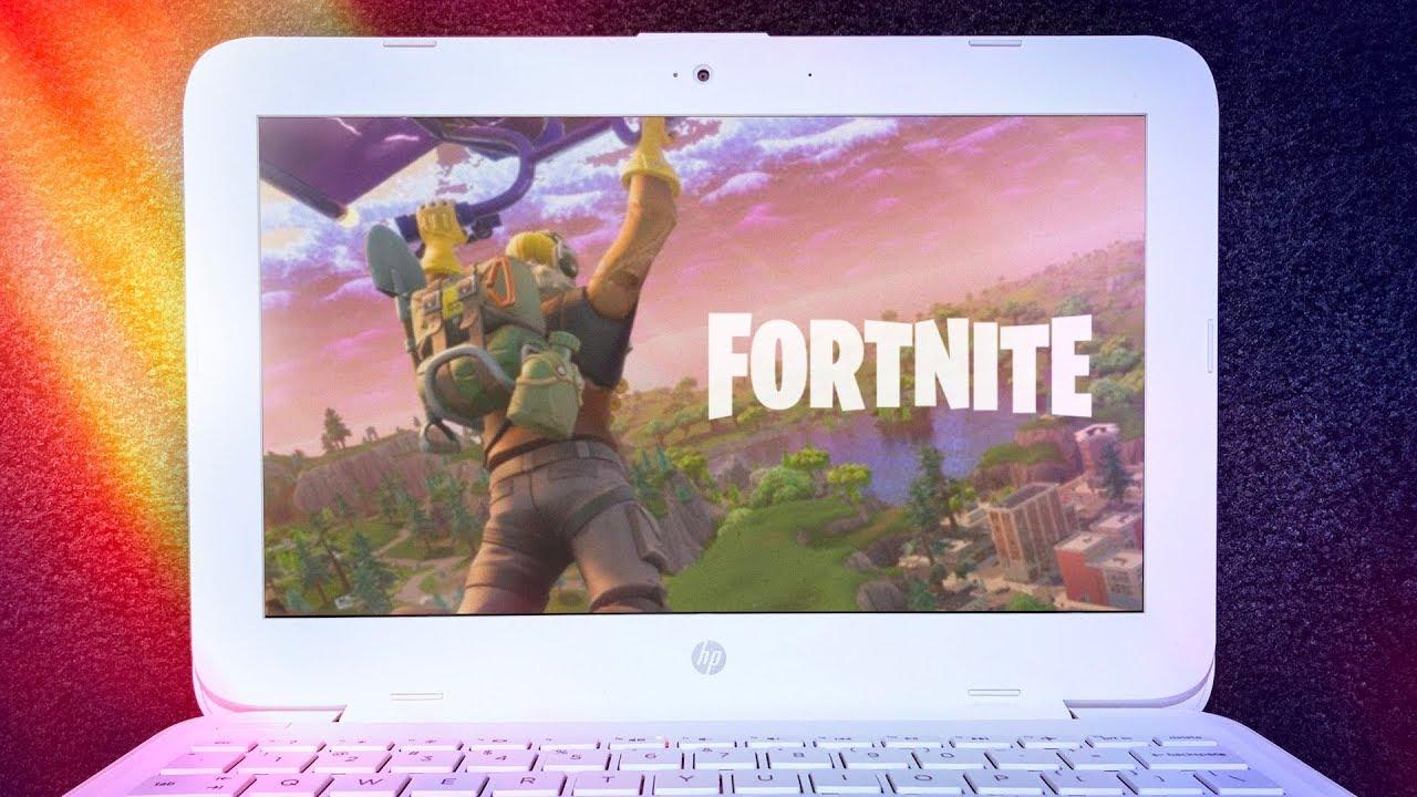Cheap Laptop That Can Run Fortnite under $200